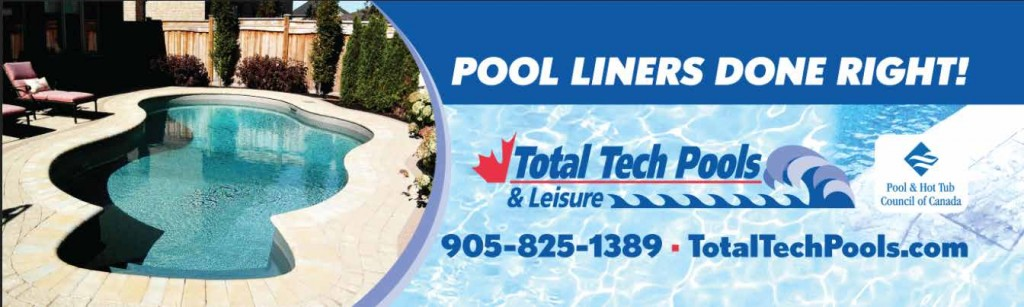 Pool Liner Replacements in Oakville, Burlington and Mississauga
