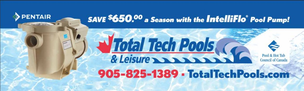 Pool Pumps for sale in Oakville, Burlington and Mississauga