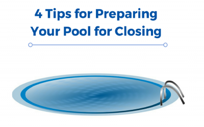 4 Tips for Preparing Your Pool for Closing