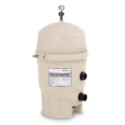 Clean And Clear Plus 420 Sq Ft Cartridge Filter  -TRADE GRADE - Total Tech Pools Oakville