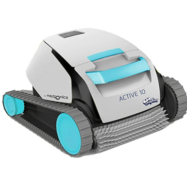 Active 10 Above Ground Pool Robotic Cleaner - Total Tech Pools Oakville