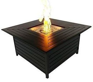 Aluminum Fire Tables