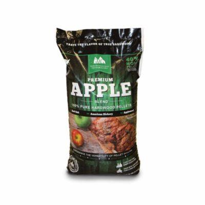 Premium Apple Blend Wood Pellets - Total Tech Pools Oakville