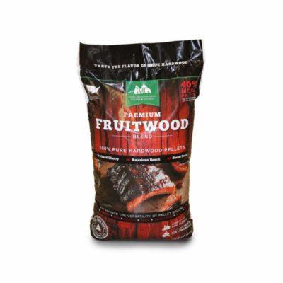 Premium Fruitwood Blend Wood Pellets - Total Tech Pools Oakville