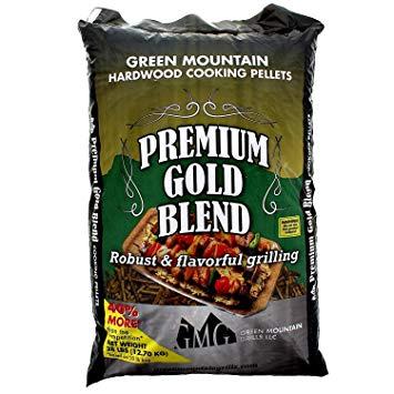 Premium Gold Blend Wood Pellets - Total Tech Pools Oakville