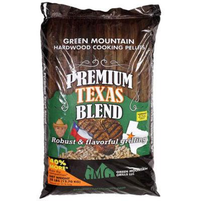 Premium Texas Blend Wood Pellets - Total Tech Pools Oakville