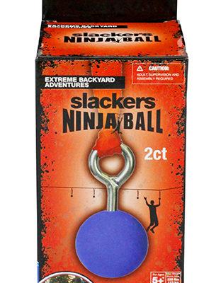 Slackers Ninja Ball - Total Tech Pools Oakville