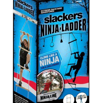 Slackers Ninja Ladder - Total Tech Pools Oakville
