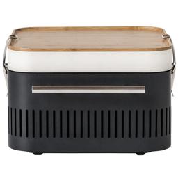 Everdure Cube Portable Bbq Graphite - Total Tech Pools Oakville