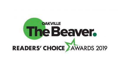 Vote for Us in the 2019 Oakville Beaver Readers' Choice Awards