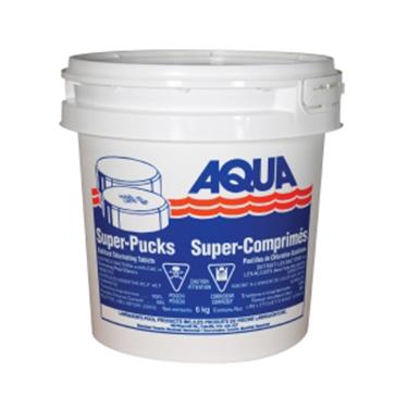 Aqua Super Pucks 6 Kg - Total Tech Pools Oakville