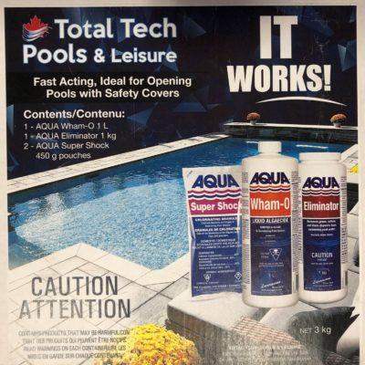 It Works Opening Kit - Total Tech Pools Oakville