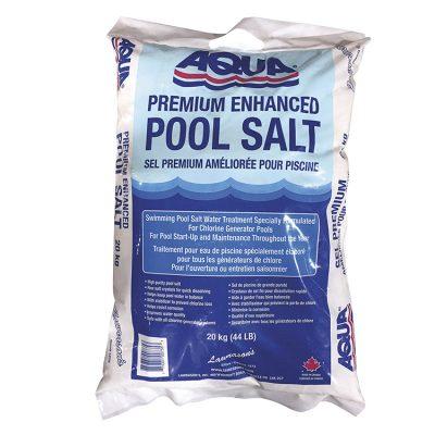 Aqua Pool Salt 20 Kg - Total Tech Pools Oakville