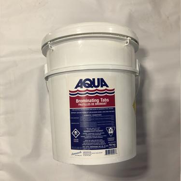 Aqua Brominating Tablets 18 Kg - Total Tech Pools Oakville