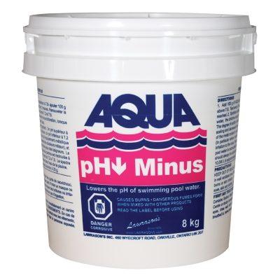 Aqua PH Minus 8kg - Total Tech Pools Oakville