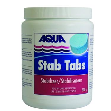 Aqua Stab Tabs 800g - Total Tech Pools Oakville