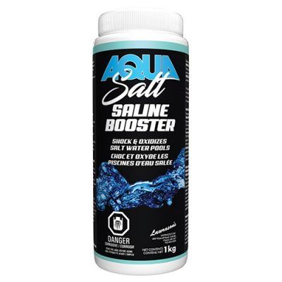 Aqua Saline Booster 1kg - Total Tech Pools Oakville