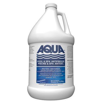 Aqua Antifreeze 3.78L - Total Tech Pools Oakville