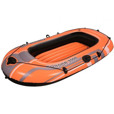 2 Person Kondor 2000 Boat - Total Tech Pools Oakville