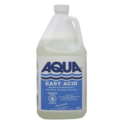 Aqua Easy Acid 4L - Total Tech Pools Oakville