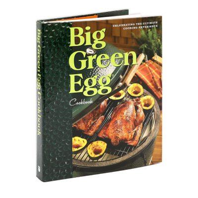 Big Green Egg Cookbook - Total Tech Pools Oakville