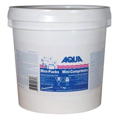 Aqua Mini Pucks 7kg - Total Tech Pools Oakville