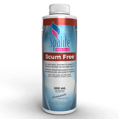 Spa Life Scum Free - Total Tech Pools Oakville