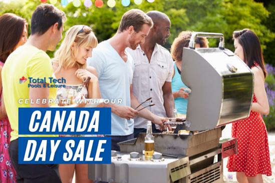 Canada Day Savings on BBQs, Smokers, and More!