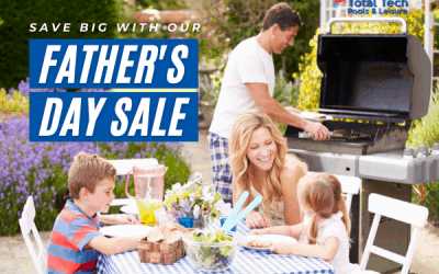 Save Big with Our 2021 BBQ Father's Day Sale