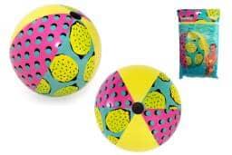 Retro Fashion Beach Ball - Total Tech Pools Oakville